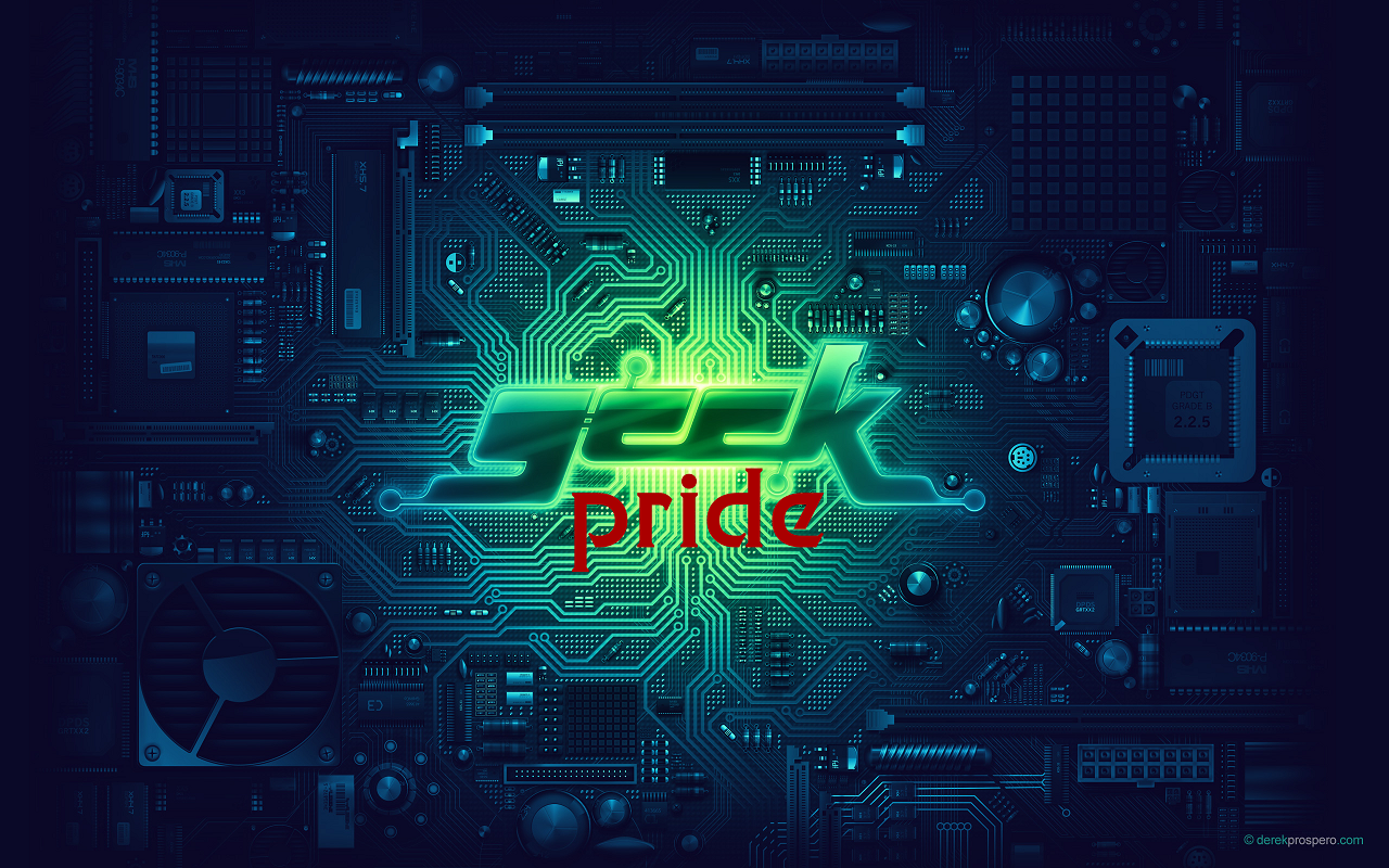 Geek Pride at Second Geekhood