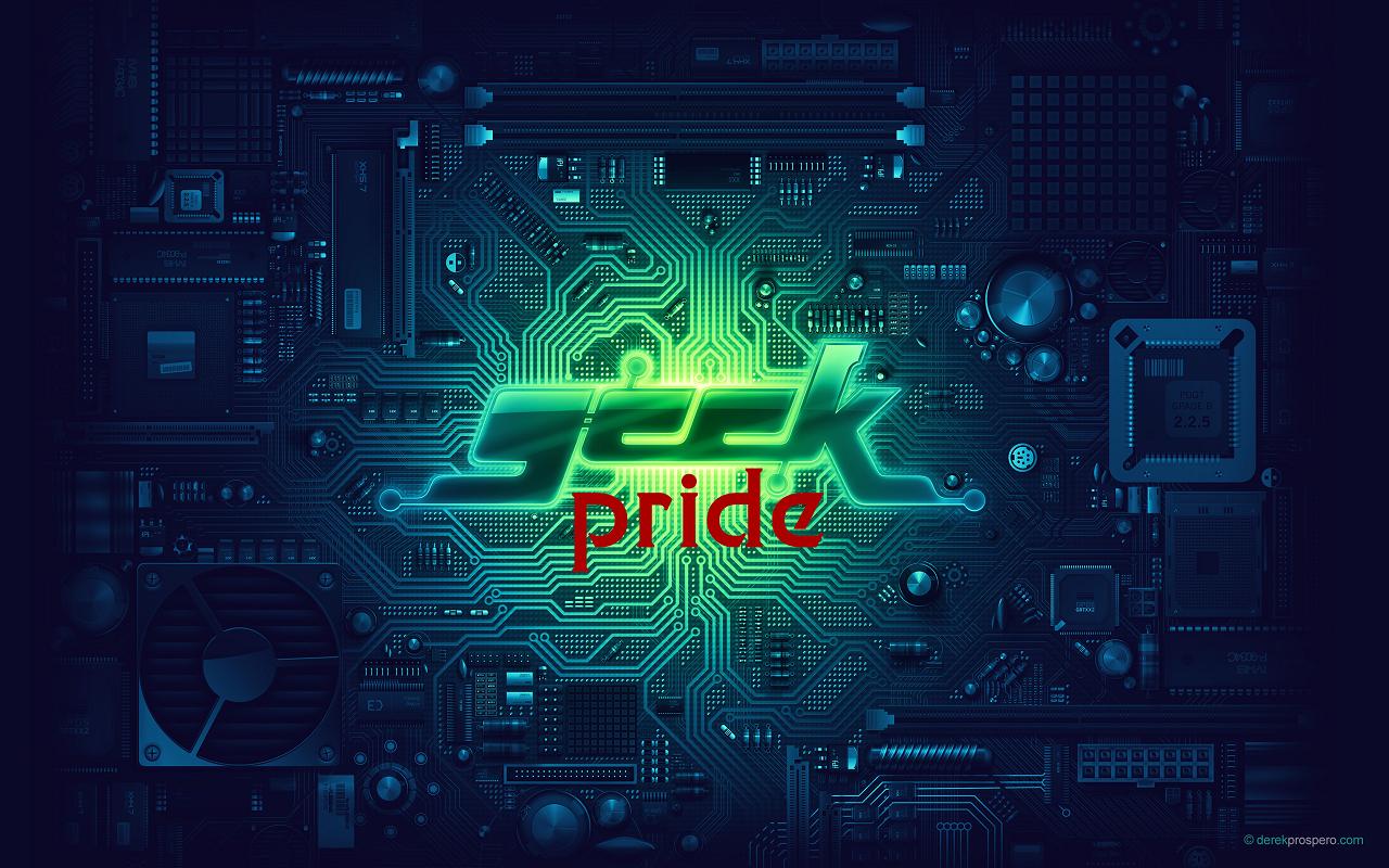 Geek Pride at Second Geekhood