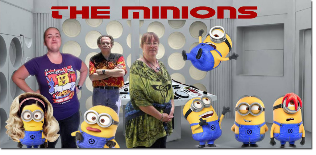 The Evil Minions at Second Geekhood