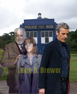 The 11th Doctor remembers The Brigadier & Sarah Jane Smith at Second Geekhood