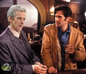 12th Doctor & Brisco County Jr on Second Geekhood
