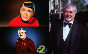 James Doohan on Second Geekhood