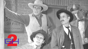 GunSmoke meets Doctor Who on Second Geekhood