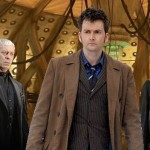 Martha Jones, Bob the Ghost, the 10th Doctor, & Harry Dresden on Second Geekhood